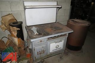 Queen Kitchen Stove