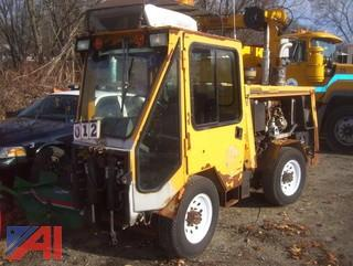2000 Trackless MT5 Tractor