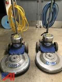 Vasco 1500E High-Speed Electric Burnishers