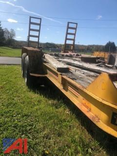 1993 Hudson Trailer with Ramps