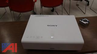 (#6) Sony Projector