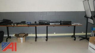 (#9) Assorted AV Equipment