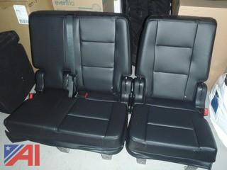 (#11) Rear Seats and Door Panels for For Explorer