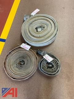 100' Lengths of Rubber Booster Hoses and More