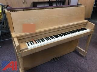 Hamilton Upright Piano