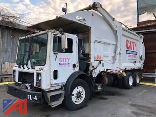 2004 Mack MR688S Front Load Garbage Truck