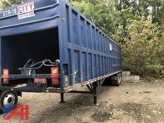 1995 Spec Tech Ejector 38' Trailer