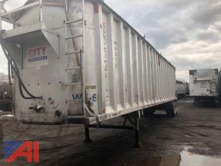 2005 Spec Tech Hydraulic Walking Floor 45' Trailer