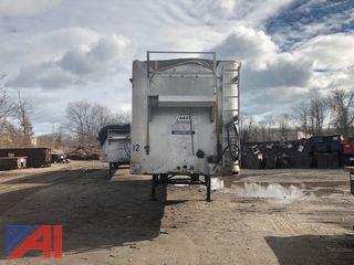 2006 East Hydarulic Walking Floor 45' Trailer