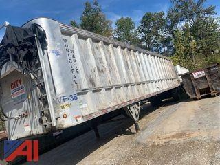 2006 Mac Hydraulic Walking Floor 48' Trailer