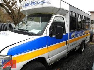 (#5) 2009 Ford E350 Super Duty Wheelchair Bus