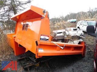 (#10) Hudson River Truck and Trailer Dump Body