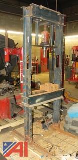 (#3) Walker Hydraulic Press