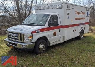 2009 Ford E450 Ambulance