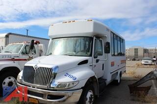 2008 International 3200 Wheelchair Bus