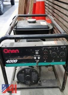 4000 Watt Onan Generator