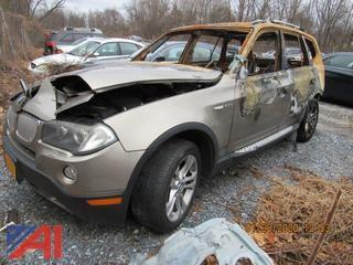2008 BMW X3 SUV (Parts Only)