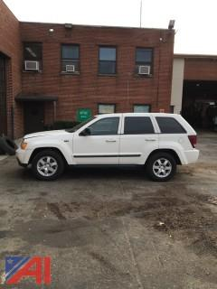 2009 Jeep Grand Cherokee SUV
