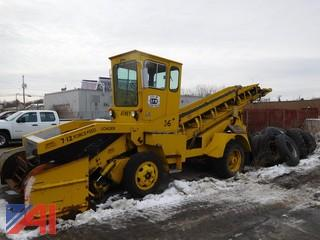 1991 Athey 7-12 Force Feed Loader