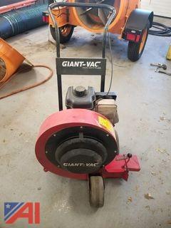 Giant-Vac Push Blower