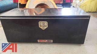 Delta Pro Steel Truck Storage Box