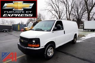 2012 Chevy Express Express Van