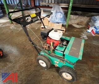 Lesco Renovator #20 Slit Seeder/Dethatcher