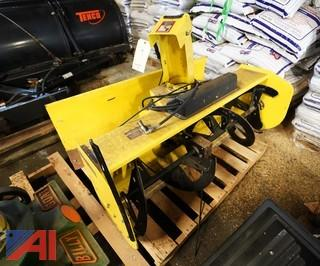 John Deere X-Series Tractor Attachments