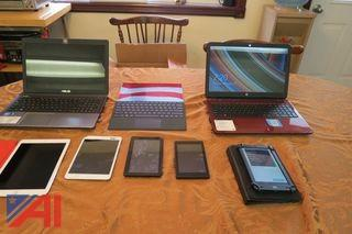 Laptops, Tablets, Ipads and More