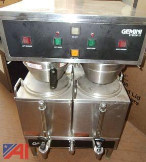Curtis Gemini Coffee Brew System