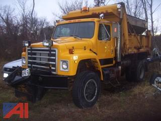 1988 International 1854 Dump