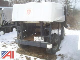 Zamboni 552 Ice Cleaner (Parts Only)