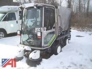 2007 Green Machine 636HS Sweeper
