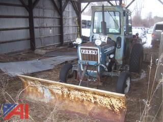 1980 Ford 2600 Tractor with Plow