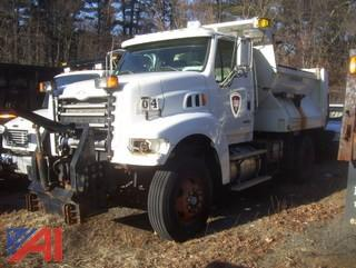2007 Sterling LT8500 Dump Truck with Sander