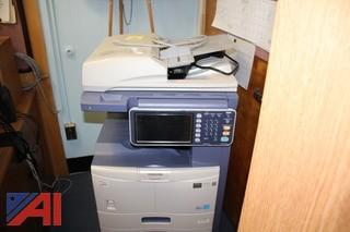 Toshiba eSTUDIO 357 Copy Machine