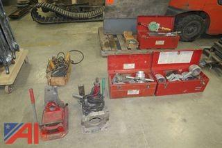 Plastic Pipe Fusion Welding Items and More