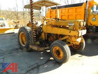 1967 International 2504 Tractor with Attachment