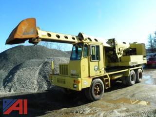 1989 Gradall 660E Excavator