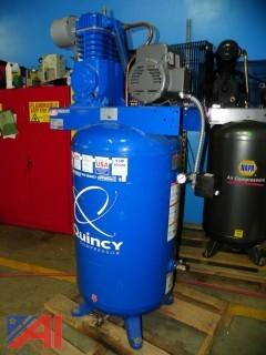2015 Quincy QT Pro 5-HP 80-Gallon Two-Stage Air Compressor