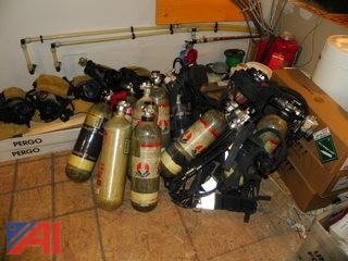 60 Minute Fire Fighting Air Packs