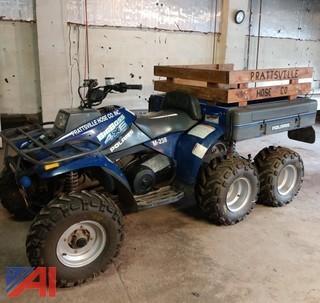 1992 Polaris Big Boss ATV