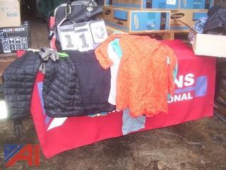 Clothing and Handbags