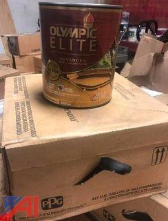 Pallet of Olympic Elite Stain& Sealant