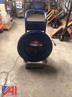 Uline Banding Cart