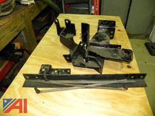 Fisher Plow Parts, New/Old Stock