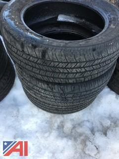 (#25) Goodyear Eagle RS-A 225/60R18 Tires