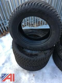 (#28) Goodyear Eagle Ultra Grip M+S 225/60R16 Tires
