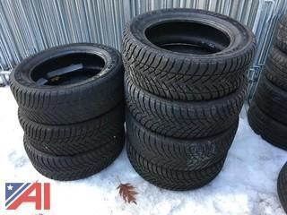 (#29) Goodyear Eagle Ultra Grip M+S 225/60R18 Tires