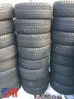 (#31) Goodyear Eagle Ultra Grip M+S 245/55R18 Tires